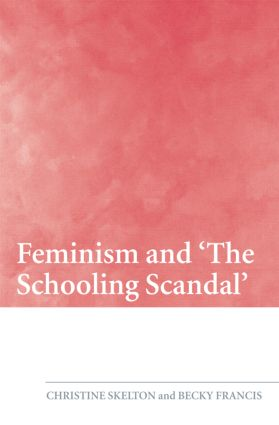 Feminism and 'The Schooling Scandal' (Paperback) book cover
