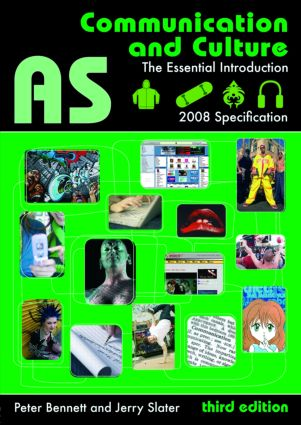 AS Communication and Culture: The Essential Introduction book cover