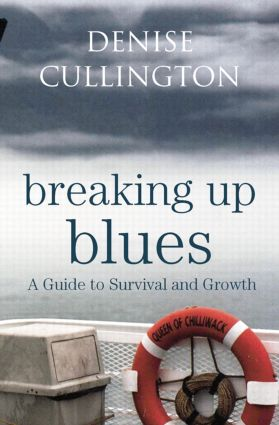 Breaking Up Blues: A Guide to Survival and Growth (Paperback) book cover