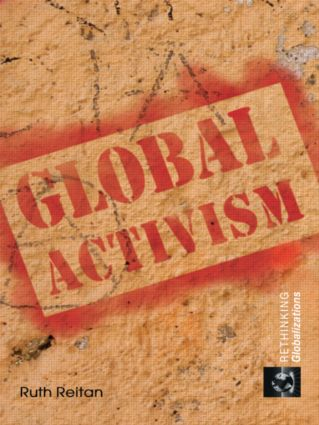 Global Activism (Paperback) book cover
