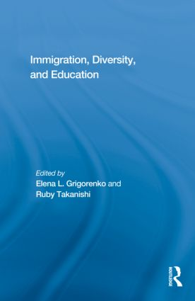 Immigration, Diversity, and Education (Hardback) book cover