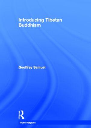 Introducing Tibetan Buddhism book cover