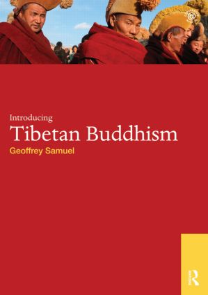 Introducing Tibetan Buddhism book cover