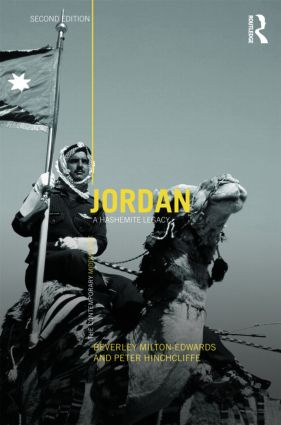 Jordan: A Hashemite Legacy, 2nd Edition (Paperback) book cover