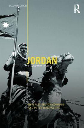 Jordan: A Hashemite Legacy book cover