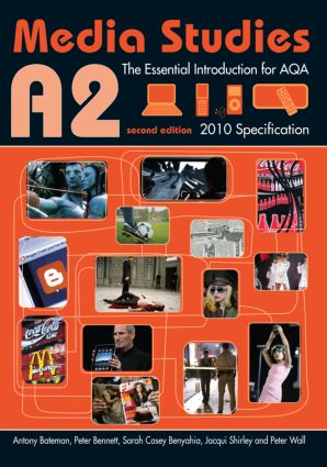 A2 Media Studies: The Essential Introduction for AQA, 2nd Edition (Paperback) book cover