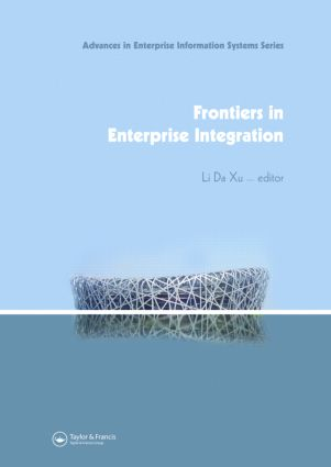 Frontiers in Enterprise Integration: 1st Edition (Hardback) book cover