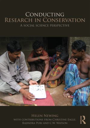 Conducting Research in Conservation: Social Science Methods and Practice book cover