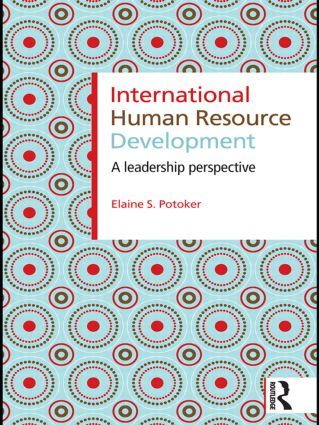International Human Resource Development: A Leadership Perspective, 1st Edition (Paperback) book cover