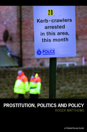 Prostitution, Politics & Policy (Paperback) book cover