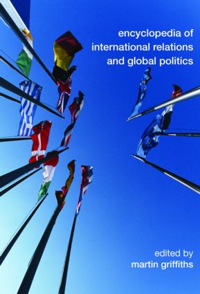 Encyclopedia of International Relations and Global Politics: 1st Edition (Paperback) book cover