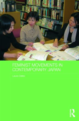 Feminist Movements in Contemporary Japan (Hardback) book cover