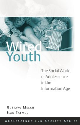 Wired Youth: The Social World of Adolescence in the Information Age (Paperback) book cover