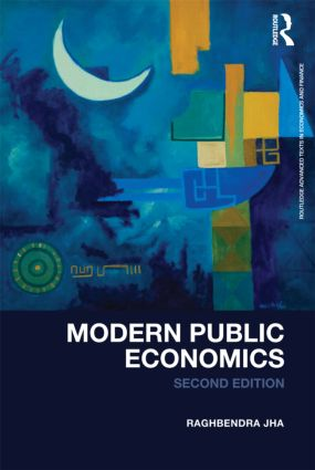 Modern Public Economics Second Edition book cover