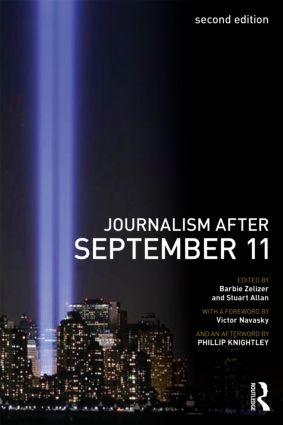 Journalism After September 11 book cover