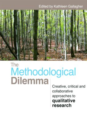 The Methodological Dilemma: Creative, critical and collaborative approaches to qualitative research (Paperback) book cover