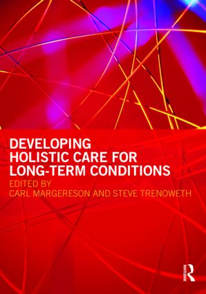 Developing Holistic Care for Long-term Conditions book cover