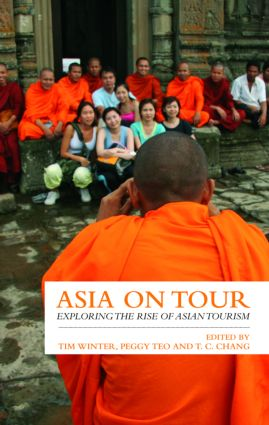 Asia on Tour: Exploring the rise of Asian tourism (Paperback) book cover
