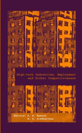 High-Tech Industries, Employment and Global Competitiveness book cover