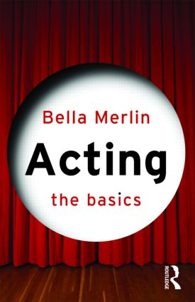 Acting: The Basics (Paperback) book cover