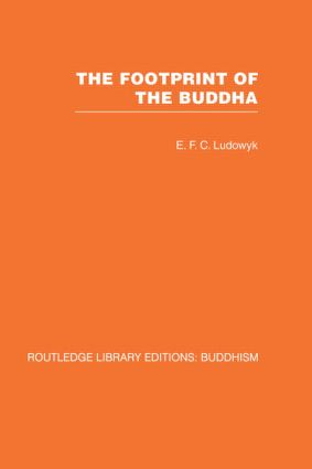The Footprint of the Buddha book cover