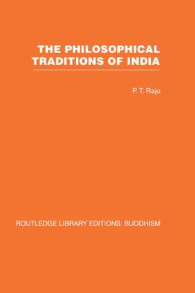 The Philosophical Traditions of India book cover