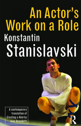 An Actor's Work on a Role (Hardback) book cover