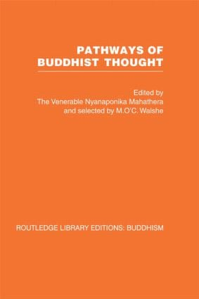Pathways of Buddhist Thought: Essays from The Wheel book cover