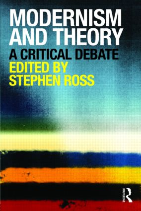 Modernism and Theory: A Critical Debate (Paperback) book cover