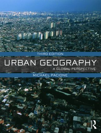 Urban Geography: A Global Perspective (Paperback) book cover
