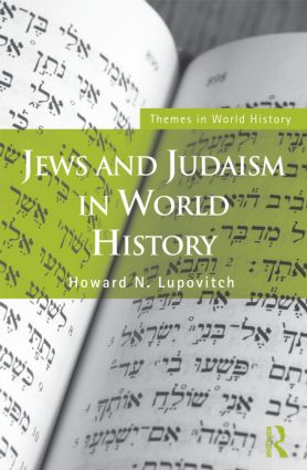 Jews and Judaism in World History (Paperback) book cover