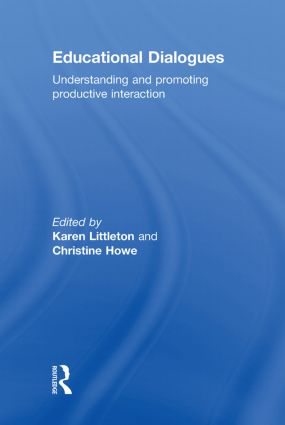 Educational Dialogues: Understanding and Promoting Productive interaction, 1st Edition (Hardback) book cover