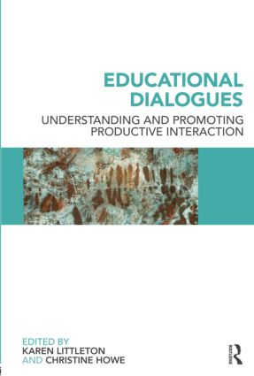 Educational Dialogues: Understanding and Promoting Productive interaction (Paperback) book cover