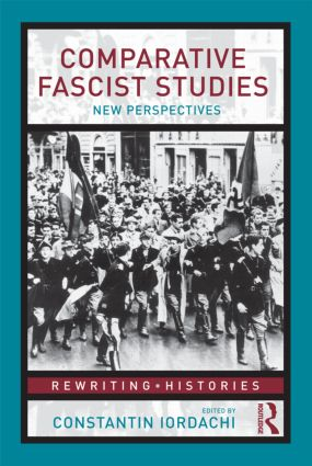 Comparative Fascist Studies: New Perspectives, 1st Edition (Paperback) book cover