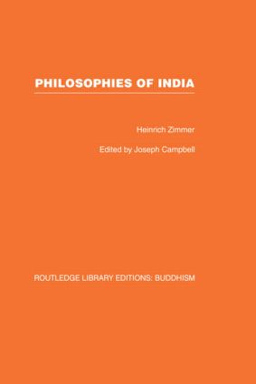 Philosophies of India book cover