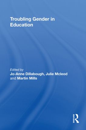 Troubling Gender in Education (Hardback) book cover