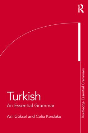 Turkish: An Essential Grammar book cover