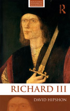 Richard III (Paperback) book cover