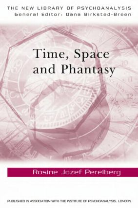 Time, Space and Phantasy (Paperback) book cover
