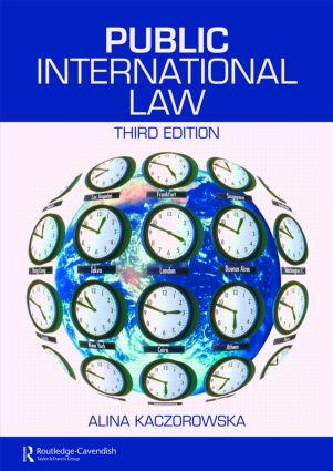 Public International Law 3/e