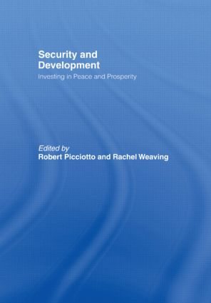 Security and Development: Investing in Peace and Prosperity, 1st Edition (Paperback) book cover