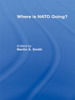 Where is Nato Going?: 1st Edition (Paperback) book cover