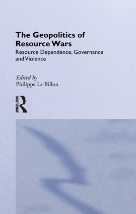 The Geopolitics of Resource Wars book cover