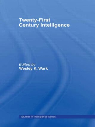 Twenty-First Century Intelligence (Paperback) book cover