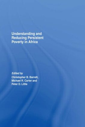 Understanding and Reducing Persistent Poverty in Africa book cover