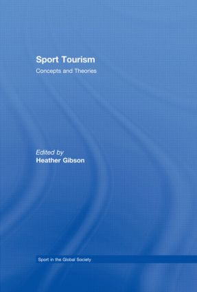 Sport Tourism book cover