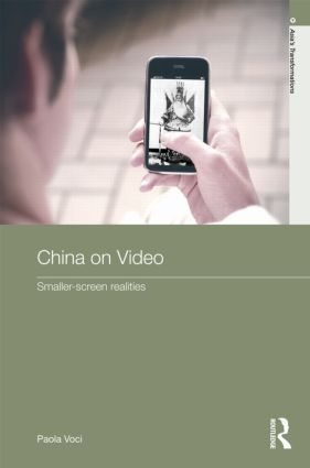 China on Video: Smaller-Screen Realities (Hardback) book cover