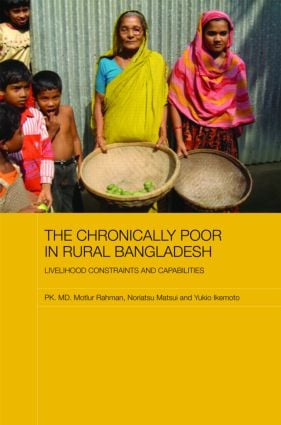 The Chronically Poor in Rural Bangladesh: Livelihood Constraints and Capabilities book cover