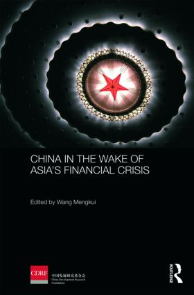 China in the Wake of Asia's Financial Crisis book cover