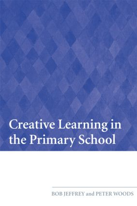 Creative Learning in the Primary School (Paperback) book cover